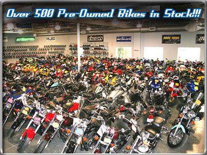 Dealerships - Used Bikes
